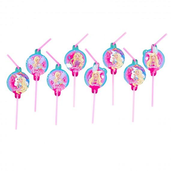 Καλαμάκια Barbie Dreamtopia...