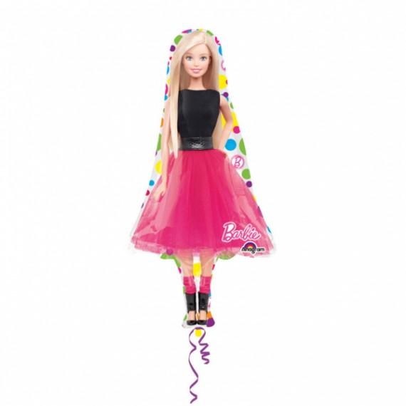 Μπαλόνι Φοιλ Σχήμα Barbie...