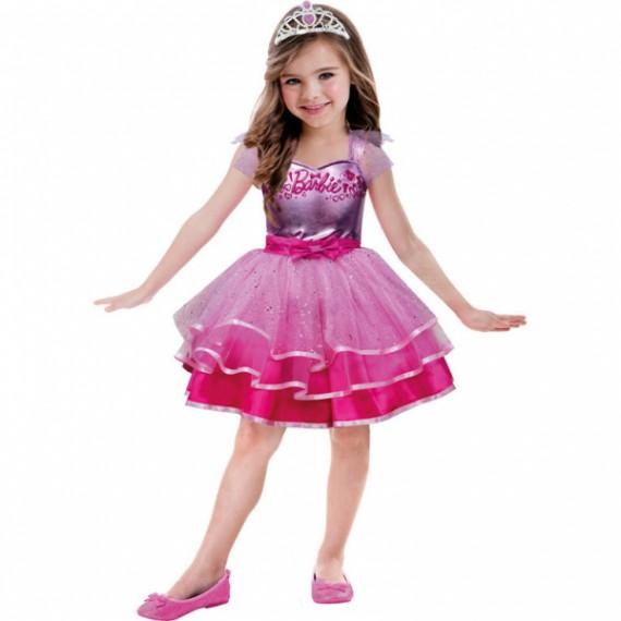 Στολή Barbie Ballet 3/5 ετων