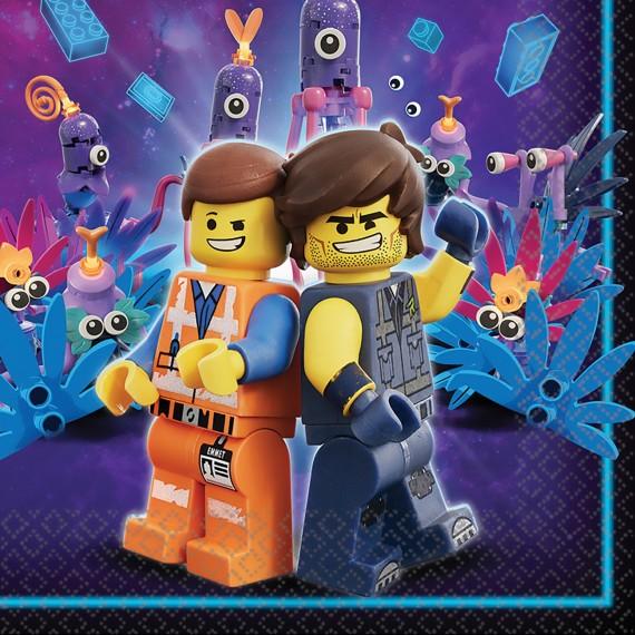 Χαρτοπετσέτες 33 εκ Lego...