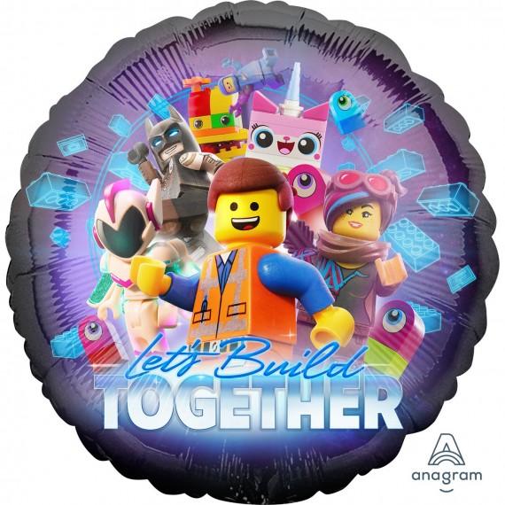 """Μπαλόνι Φοιλ 18"""" Lego Movie..."""