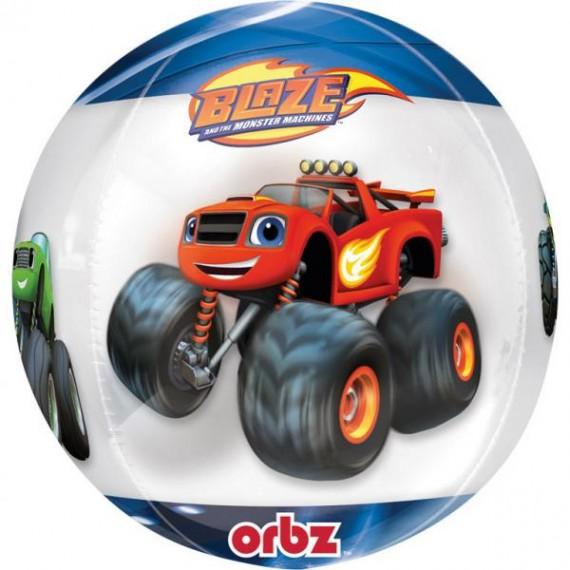 Μπαλόνι Φοιλ Orbz Blaze 40cm