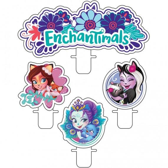 Κεριά Μίνι Enchantimals 4...