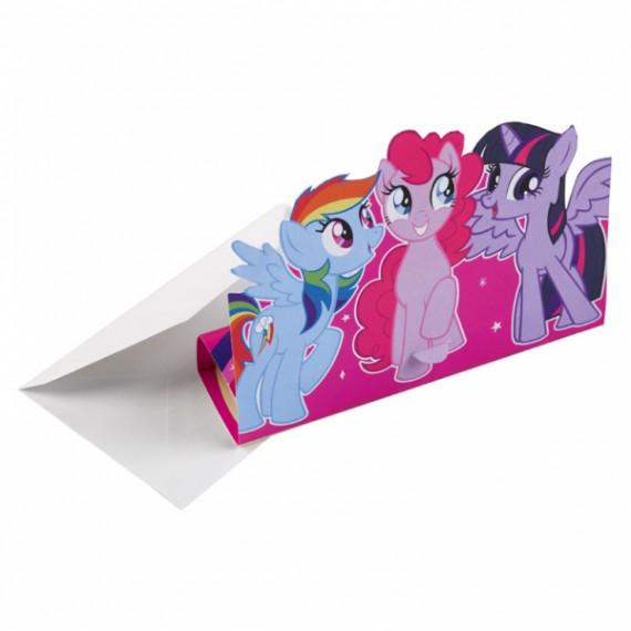 Προσκλήσεις My Little Pony...