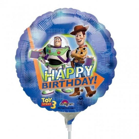 """Μπαλόνι 9"""" Στρογγυλό Toy..."""