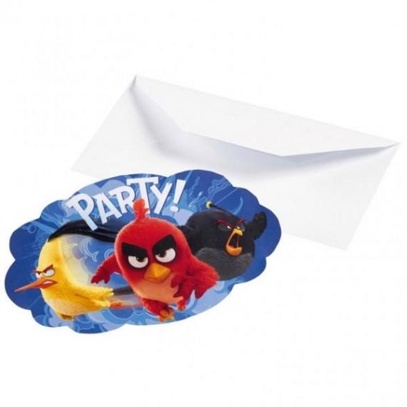 Προσκλήσεις Angry Birds...