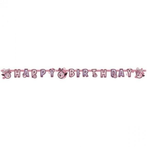 Γιρλάντα Happy Birthday...