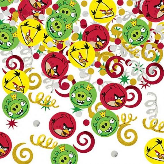 Κομφετί Angry Birds