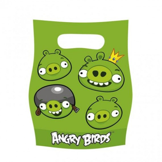 Τσάντες Δώρου Angry Birds...