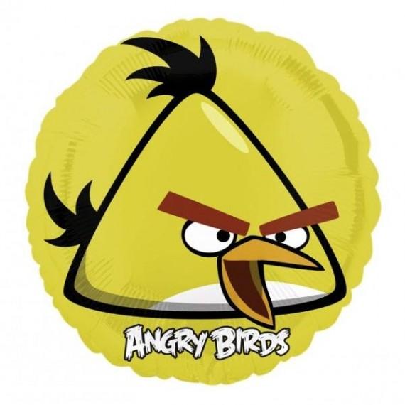 """Φοιλ 18"""" Στρογγυλό Angry..."""