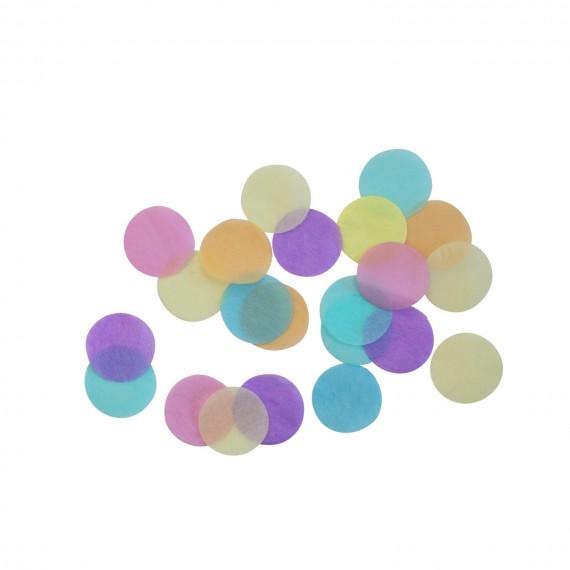 Κομφετί Pastel Rainbow 15 γρ.