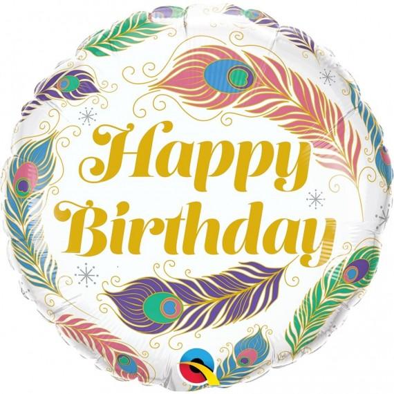 """Μπαλόνι Φοιλ 18"""" Birthday..."""