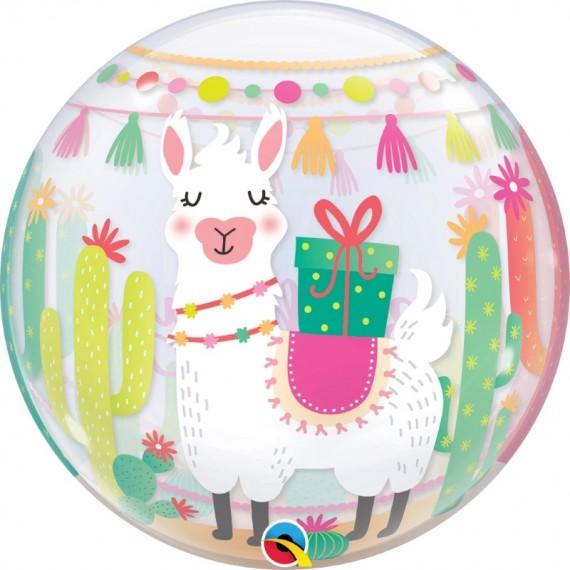"Bubble Μονό 22"" Llama..."