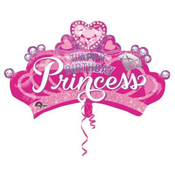Μπαλόνι Φοιλ Σχήμα Princess...