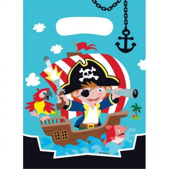 Τσάντες Δώρου Pirate /8τεμ