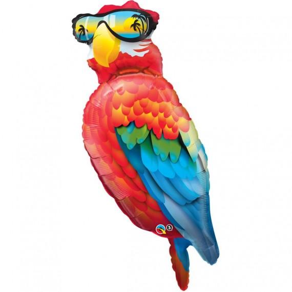 """Foil 50"""" Cool Parrot 127εκ...."""