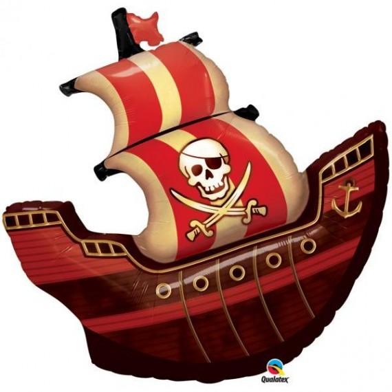"""Φοιλ 40"""" Πειρατικό Καράβι..."""