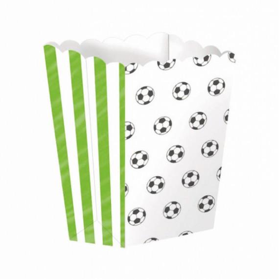 Κουτί Pop Corn Ποδόσφαιρο /...