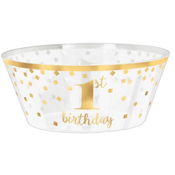 Μπωλ Πρώτα Γενέθλια 1st...
