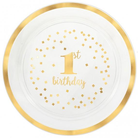 Πιατέλα Πρώτα Γενέθλια 1st...