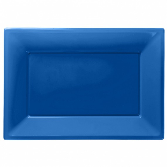 Πιατέλα πλαστική Royal Blue...