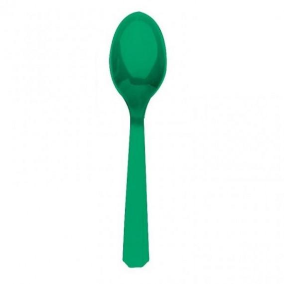 Κουτάλια πλαστικά Πράσινα...