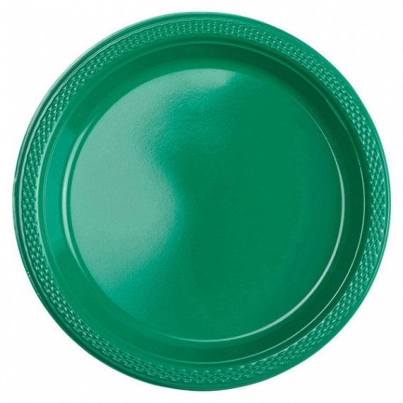 Πιάτα 17,7εκ πλαστικά...