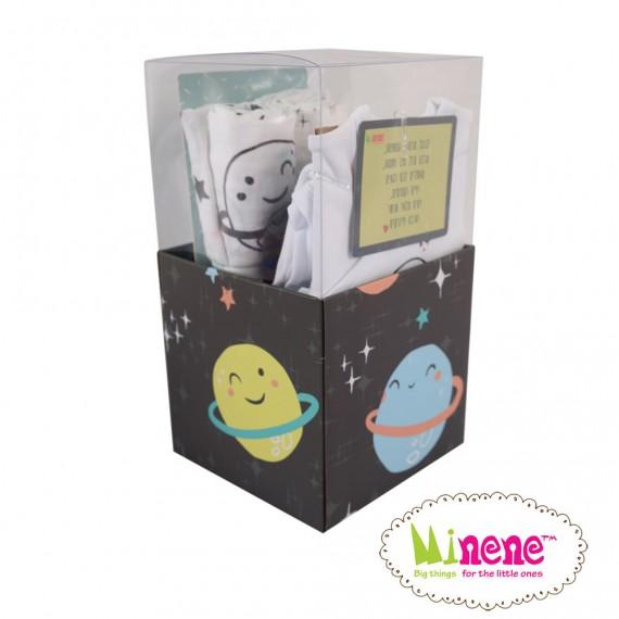 Minene Square Gift Box Space