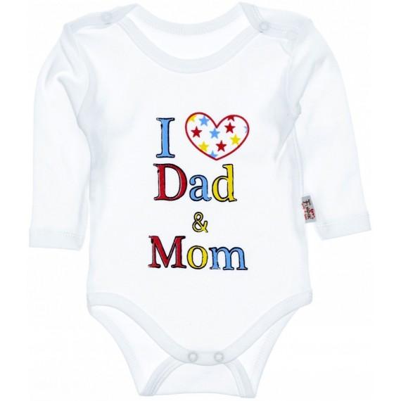 Φορμάκι βρεφικό I Love Mom...