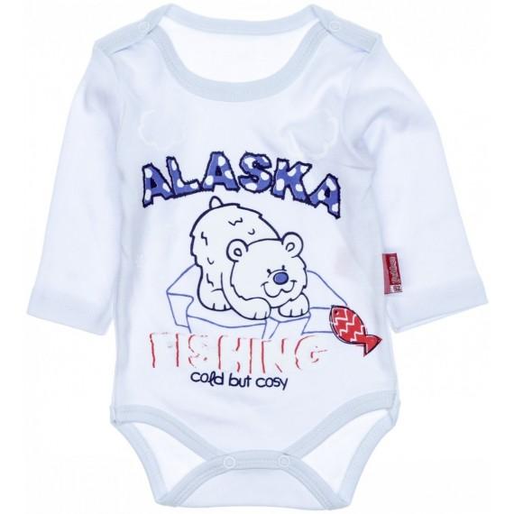 Φορμάκι βρεφικό Alaska λευκό