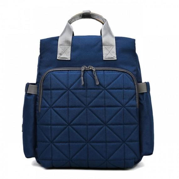 Τσάντα πλάτης μωρού μπλε navy