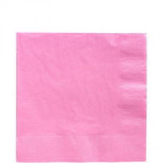 Χαρτοπετσέτες φαγητού ροζ...