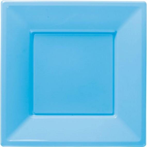 Πιάτα πλαστικά τετράγωνα...