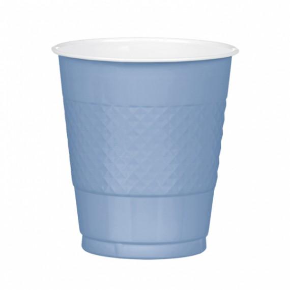 Ποτήρια 355ml πλαστικά σιέλ...