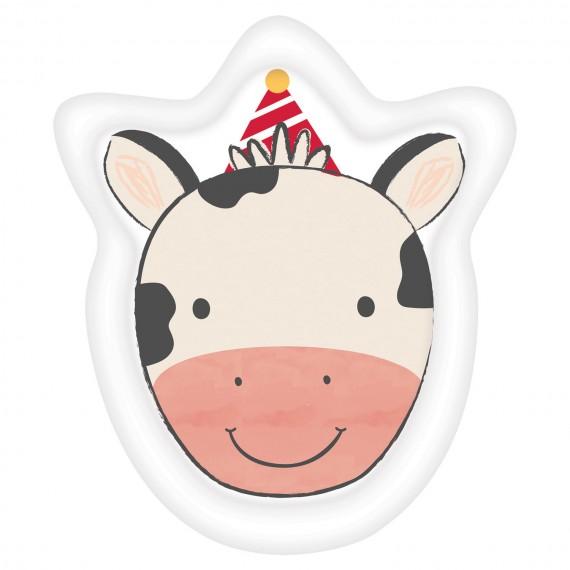 Πιάτα Χάρτινα σχήμα Cow...
