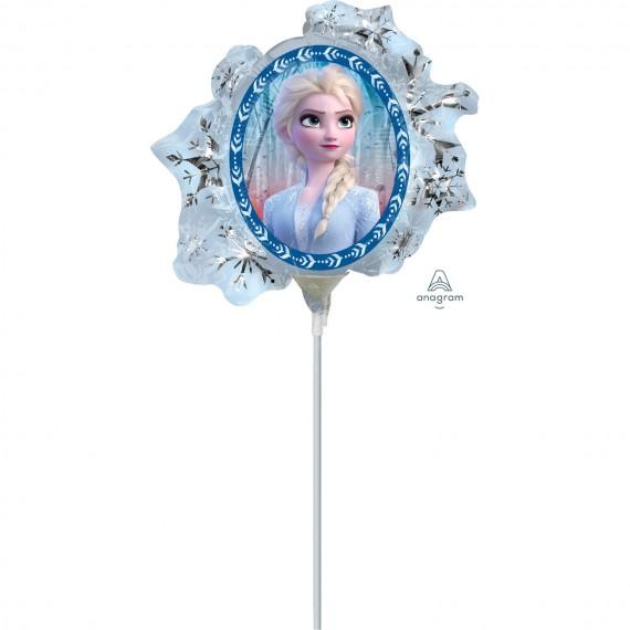 """Μπαλόνι Φοιλ Μίνι 14"""" Frozen"""