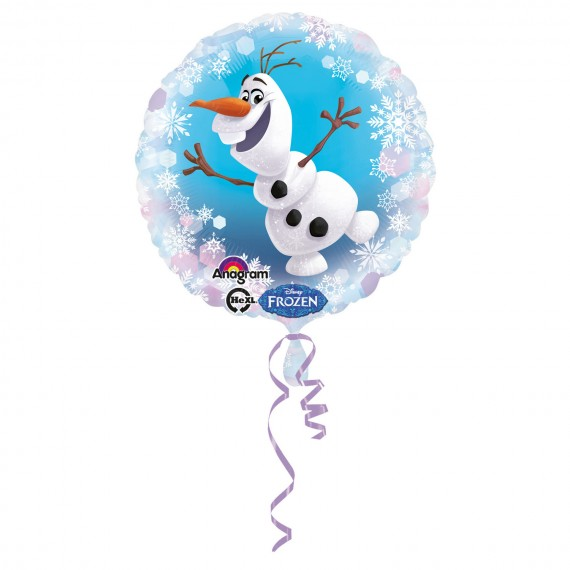 """Μπαλόνι Φοιλ 17"""" Olaf..."""