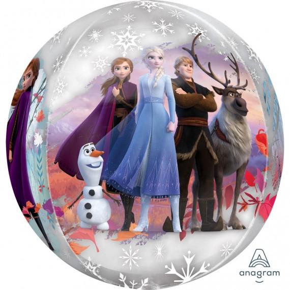 Μπαλόνι Φοιλ Orbz Frozen 2...