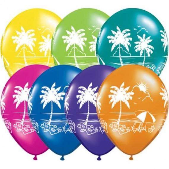 """Μπαλόνια Λάτεξ 11"""" Tropical..."""