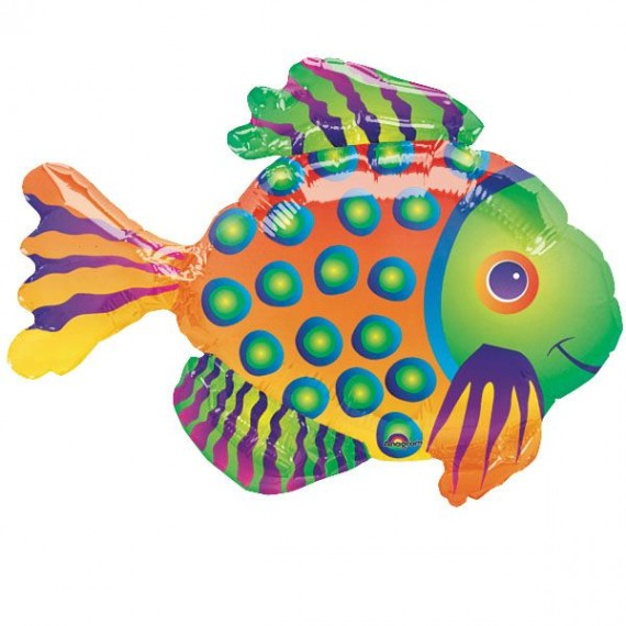 Minishape Tropical Fish