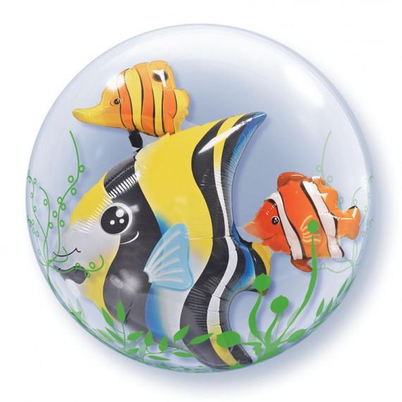 Bubble διπλό Seaweed...