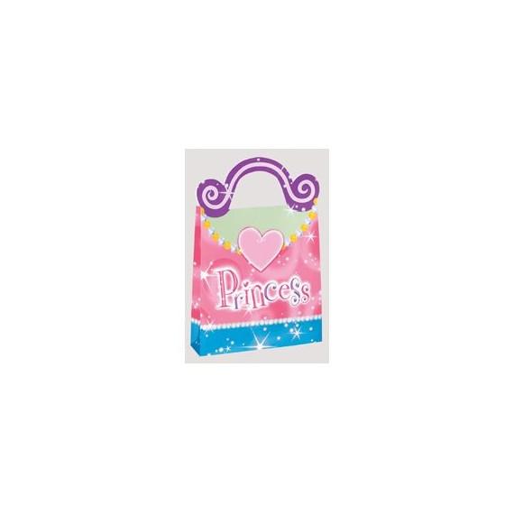 Τσάντα Δώρου Πριγκίπισσα 8τεμ