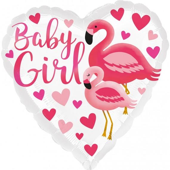 """Μπαλόνι Φοιλ 18"""" Flamingo..."""