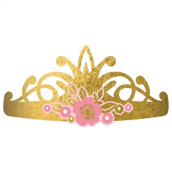 Τιάρες Χάρτινες Princess...