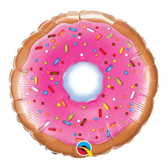 """Μπαλόνι Φοιλ 9"""" Σχήμα Donut..."""
