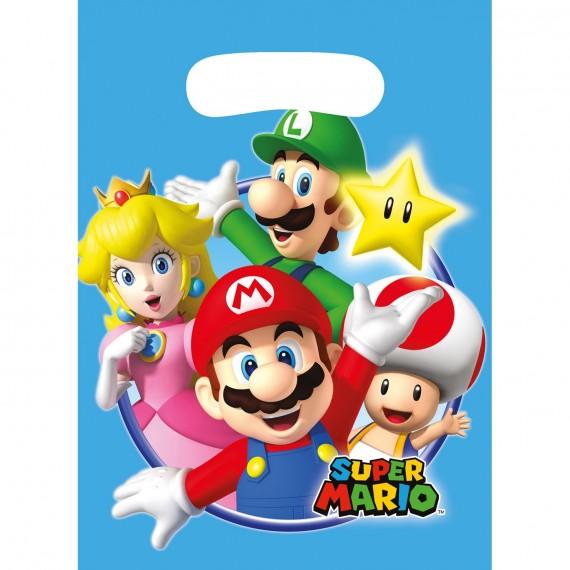 Τσάντες Δώρου Super Mario 8τεμ