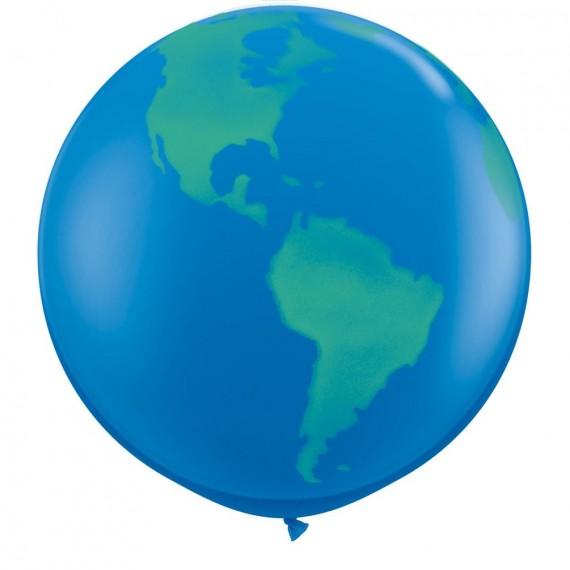 3Π Globe Dark Blue 2τεμ...