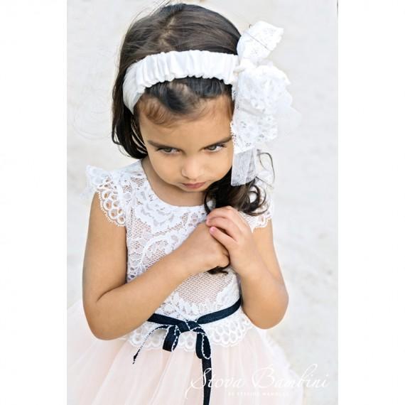 Βαπτιστικό Φόρεμα G18 Stova...