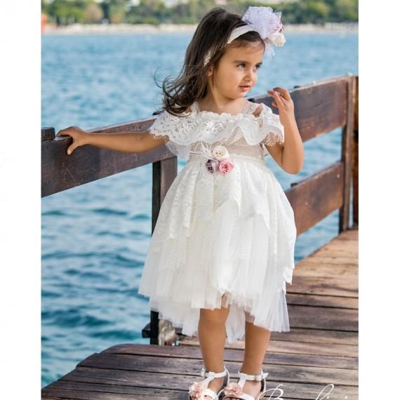 Βαπτιστικό Φόρεμα G15 Stova...