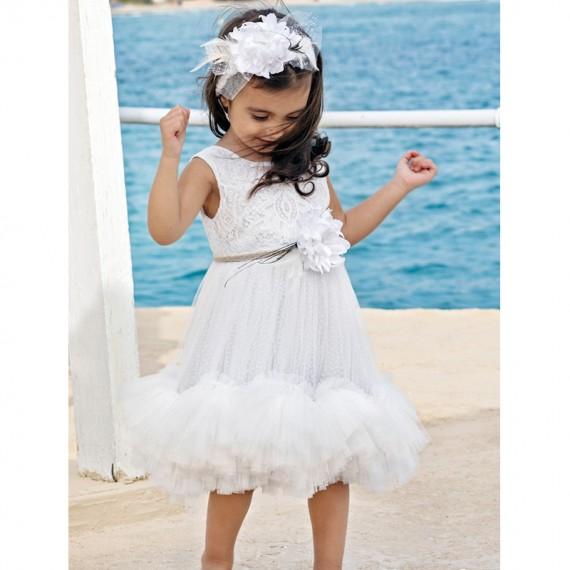 Βαπτιστικό Φόρεμα G11 Stova...